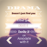 How do we enable drama queens?
